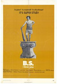 BS I Love You - 27 x 40 Movie Poster - Style A