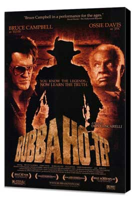 Bubba Ho-tep - 27 x 40 Movie Poster - Style A - Museum Wrapped Canvas