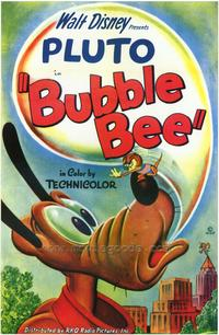 Bubble Bee - 43 x 62 Movie Poster - Bus Shelter Style A