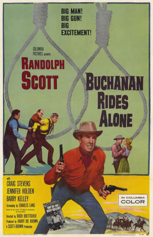 Buchanan Rides Alone movie