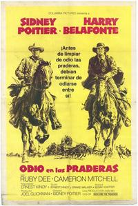 Buck and the Preacher - 27 x 40 Movie Poster - Spanish Style A