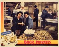 Buck Privates - 11 x 14 Movie Poster - Style A