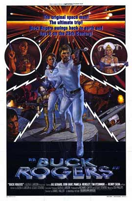 Buck Rogers in the 25th Century (TV) - 11 x 17 Movie Poster - Style A