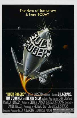 Buck Rogers in the 25th Century (TV) - 11 x 17 Movie Poster - Style B