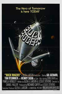 Buck Rogers in the 25th Century (TV) - 27 x 40 Movie Poster - Style B