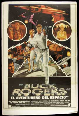 Buck Rogers in the 25th Century (TV) - 11 x 17 TV Poster - Mexican Style A