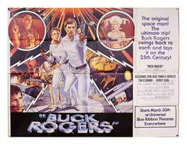 Buck Rogers in the 25th Century (TV) - 11 x 17 Movie Poster - Style C