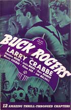 Buck Rogers - 27 x 40 Movie Poster - Style E