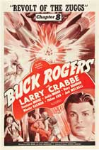 Buck Rogers - 27 x 40 Movie Poster - Style F