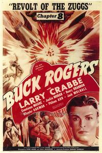 Buck Rogers - 43 x 62 Movie Poster - Bus Shelter Style A
