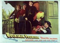 Buckskin Frontier - 11 x 14 Movie Poster - Style C