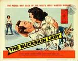 Buckskin Lady - 22 x 28 Movie Poster - Half Sheet Style A