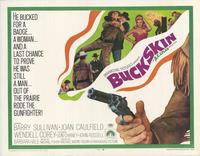 Buckskin - 11 x 14 Movie Poster - Style A