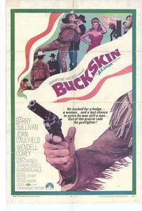 Buckskin - 11 x 17 Movie Poster - Style A