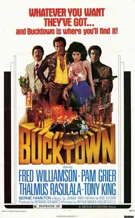 Bucktown - 11 x 17 Movie Poster - Style A