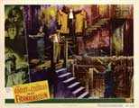 Bud Abbott Lou Costello Meet Frankenstein - 11 x 14 Movie Poster - Style I