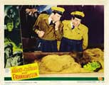 Bud Abbott Lou Costello Meet Frankenstein - 11 x 14 Movie Poster - Style J