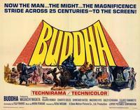 Buddha - 22 x 28 Movie Poster - Half Sheet Style A