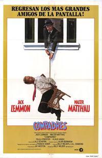 Buddy Buddy - 11 x 17 Movie Poster - Style A