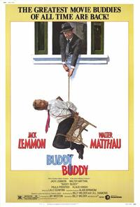 Buddy Buddy - 27 x 40 Movie Poster - Style A