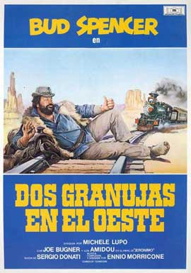 Buddy Goes West - 11 x 17 Movie Poster - Spanish Style A