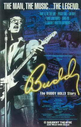 Buddy (Broadway) - 11 x 17 Poster - Style A
