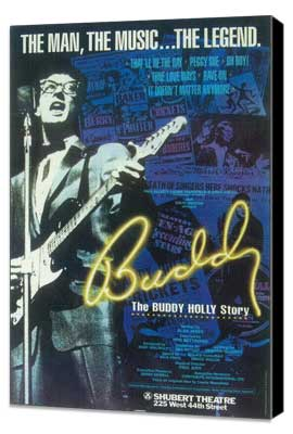 Buddy (Broadway) - 11 x 17 Poster - Style A - Museum Wrapped Canvas