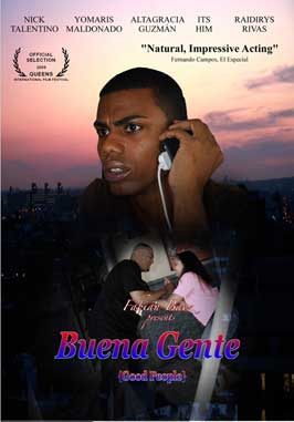 Buena gente - 11 x 17 Movie Poster - Style A