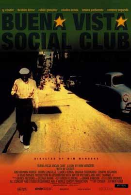 Buena Vista Social Club - 11 x 17 Movie Poster - Style A