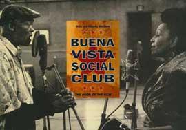 Buena Vista Social Club - 11 x 17 Movie Poster - Style C