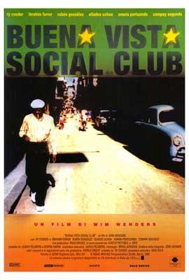 Buena Vista Social Club - 27 x 40 Movie Poster - Italian Style A