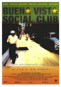 Buena Vista Social Club - 11 x 17 Movie Poster - Italian Style A