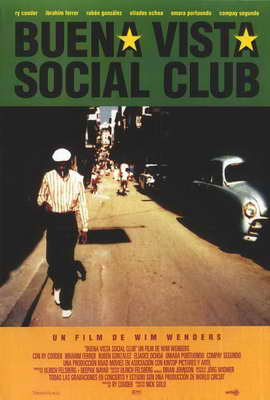 Buena Vista Social Club - 27 x 40 Movie Poster - Spanish Style A