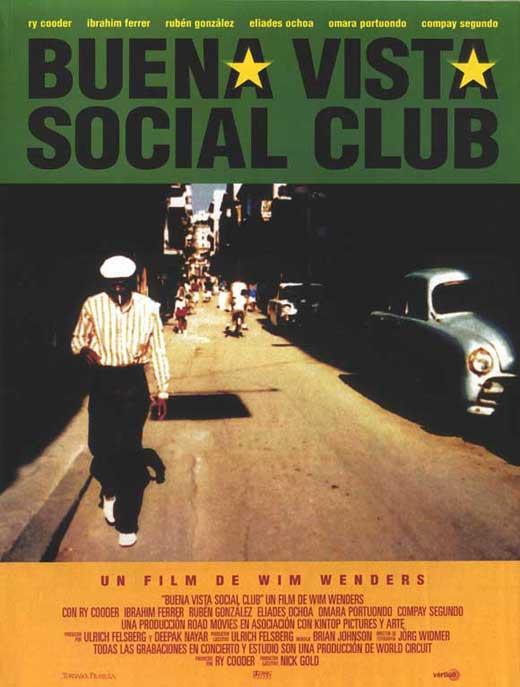 Buena Vista Social Club Film