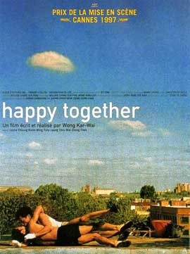 Buenos Aires Zero Degree: The Making of Happy Together - 11 x 17 Movie Poster - French Style A