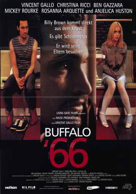 Buffalo 66 - 11 x 17 Movie Poster - Style A
