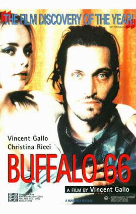Buffalo 66 - 11 x 17 Movie Poster - Style B