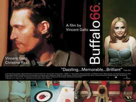 Buffalo 66 - 11 x 17 Movie Poster - Style C