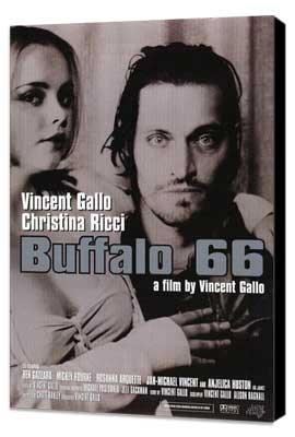 Buffalo 66 - 27 x 40 Movie Poster - Style A - Museum Wrapped Canvas
