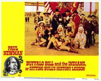 Buffalo Bill & the Indians - 11 x 14 Movie Poster - Style A