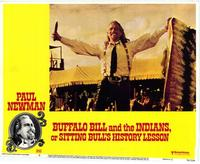 Buffalo Bill & the Indians - 11 x 14 Movie Poster - Style F