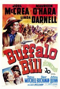 Buffalo Bill - 11 x 17 Movie Poster - Style A