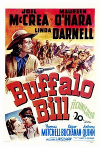 Buffalo Bill - 27 x 40 Movie Poster - Style A