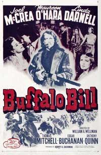 Buffalo Bill - 27 x 40 Movie Poster - Style B