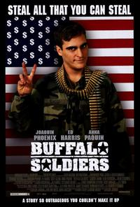Buffalo Soldiers - 27 x 40 Movie Poster - Style A