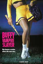 Buffy the Vampire Slayer - 27 x 40 Movie Poster - Style B