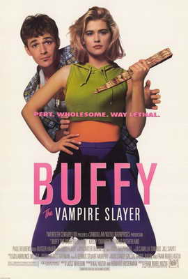 Buffy the Vampire Slayer - 27 x 40 Movie Poster - Style A