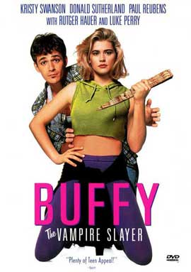 Buffy the Vampire Slayer - 27 x 40 Movie Poster - Style C