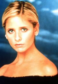 Buffy The Vampire Slayer (TV) - 8 x 10 Color Photo #002