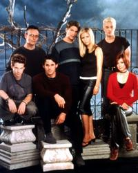 Buffy The Vampire Slayer (TV) - 8 x 10 Color Photo #003